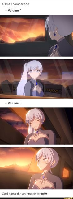 Yeah, at first I didn't like the new Volume 4 animations, but now they're really doing great!!!