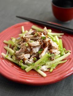 Bon-Bon Chicken Healthy Recipe #BiggestLoser