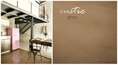 #7 Rustic Grey - adding warmth to an industrial interior