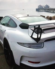 Our #SundayFunDay included a car show a fast cruise down the coast in the #PorscheGT3RS for a great meal at #MalibuFarms to a bike ride on the beach throwing a chicken on the smoker and an Apple TV movie rental. What do you try to fit in your Sunday Fundays?
