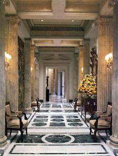 Interior Design by Juan Pablo Molyneux, Buenos Aires, Argentina