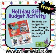 Free Budget Sheet to