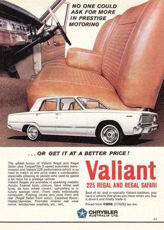 Plymouth Valiant 4-door Sedan