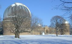 Yerkes Observatory, The world's largest refractor telescope.