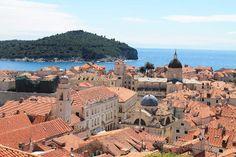Ancient City Walls - Dubrovnik