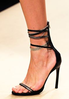Love these heels!! by Isabel Marant s/s 2012