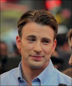 "The Chris Evans Blog: Chris Evans at ""Good Morning America"" (july 12)"