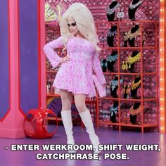 Paper Fashion, Fashion Art, Geisha, Trixie And Katya, Barbie Furniture, Furniture Vintage, Bob Mackie, Barbie House, Rupaul