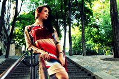 NUTHATCH Baajkowa dress