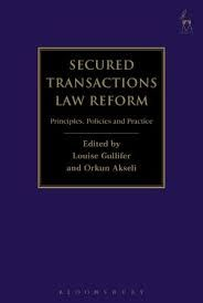 Secured transactions law reform : principles, policies and practice.    Hart, 2016