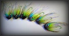 Michael Decoteau of RedSpotFly  recently released his original Fifth Element pattern and has tied it in several different color variations ...