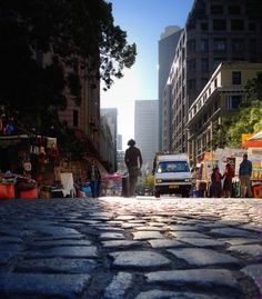 Greenmarket Square - Cape Town Tourism