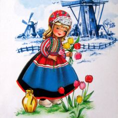 Vintage Frankie ansichtkaart meisje door SillyshoppingVintage op Etsy https://www.etsy.com/nl/listing/481580252/vintage-frankie-ansichtkaart-meisje