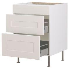 13 Amazing Kitchen Base Cabinets Drawers Images Drawers