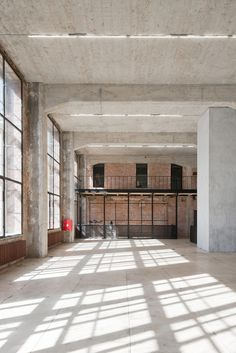 raw industrial space - di telegraph - moscow russia - archiproba - photo by ilya ivanov