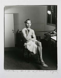 Matthew Barney - Leibovitz