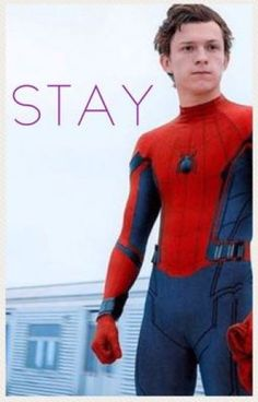 Stay (A Peter Parker Fan-fiction)