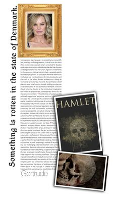 Hamlet Fancast by glam-socialist on Polyvore featuring polyvore art