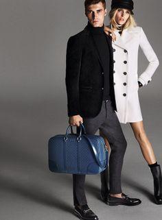 Gucci Pre-Fall 2014 Campaign, by Mert Alas and Marcus Piggott