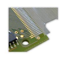 Heißsiegel- / HeatSeal Anwendung Leiterplatte (PCB) zu Flex (FPC) zu Glas (LCD)
