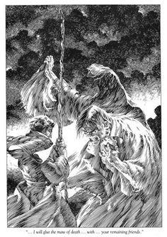 Bernie wrightson   Bernie Wrightson : Frankenstein mon amour - Paperblog