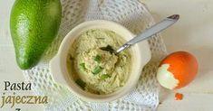 pasta jajeczna z avokado Avocado, Ethnic Recipes, Food, Lawyer, Essen, Meals, Yemek, Eten