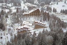 Iarna la Poiana Brașov