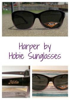 6ddb0777f1e2a Hobie is known for their surf lifestyle. These Harper sunglasses look great  on the beach