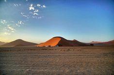 Sossusvlei – die höchsten Dünen der Welt - Die Düne 45
