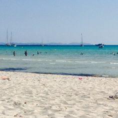 Ses Salines en Islas Baleares