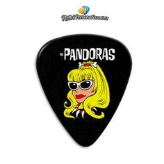 #Plettri Personalizzati per  The Pandoras