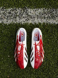 Overhead shot. adidas Leo Messi gear @ SoccerEvolution.com: http://www.soccerevolution.com/showlist.php?searchwords=Lionel+Messi