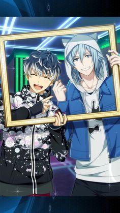 Re:Vale Momo & Tamaki Yotsuba Handsome Anime Guys, Hot Anime Guys, Manga Anime, Anime Art, Neko Boy, Bandai Namco Entertainment, Anime Kunst, Cute Anime Pics, Beautiful Anime Girl