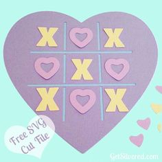SVG Sunday. Valentine Day Fun | Get Silvered | Bloglovin'