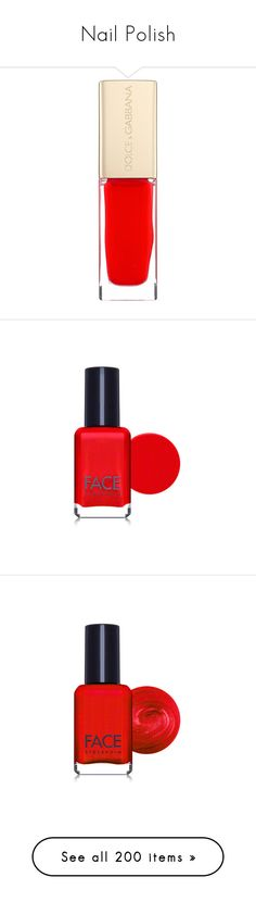 """Nail Polish"" by canadian-necromancer ❤ liked on Polyvore featuring beauty products, nail care, nail polish, makeup, beauty, nails, cosmetics, shiny nail polish, gel nail color and gel nail polish"