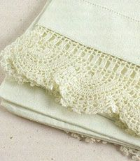 Storytelling with Crochet - This year we will crochet a set of matching pillowcases for our anniversary craft.