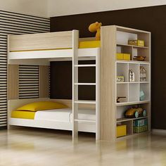 """Determine additional info on """"modern bunk beds for boys room"""". Visit our web site. Bunk Beds For Boys Room, Bed For Girls Room, Bunk Bed Rooms, Bunk Beds With Stairs, Cool Bunk Beds, Kid Beds, Loft Beds, Double Deck Bed, Bunker Bed"""