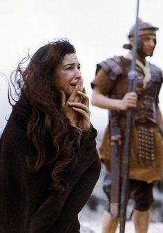 The Passion of the Christ - (2004) Powerful movie!  Actress Monica Bellucci