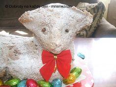Recept Beránek - Naše Dobroty na každý den Dinosaur Stuffed Animal, Teddy Bear, Christmas Ornaments, Toys, Holiday Decor, Activity Toys, Christmas Jewelry, Clearance Toys, Teddy Bears