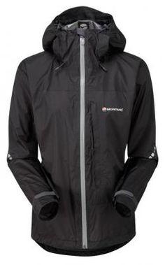 Montane Womens Minimus Jacket - Ultralight Outdoor Gear
