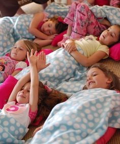 pajama and pancake party ideas