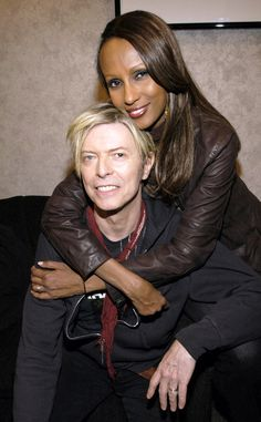 """""""I fell in love with David Jones [Bowie's birth name]... I did not fall in love with David Bowie. Bowie is just a persona. He's a singer, an entertainer. David Jones is a man I met."""" Huhu, you gave me an idea <3 #RIPDavidBowie"""