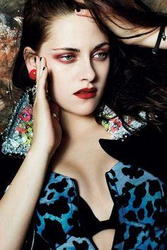 Vogue October 2012
