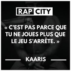 The 40 finest punchlines of Kaaris Rap Quotes, Best Quotes, Best Punchlines, Cute Sentences, Rap City, Quote Citation, Sarcasm Only, French Quotes, Bad Mood