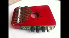 Electric Kalimba with circuit bent delay  by Psychiceyeclix
