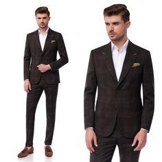 Costum casual cu pantofi tassel laofers Tassel, Suit Jacket, Breast, Men Casual, Costumes, Suits, Formal, Jackets, Style