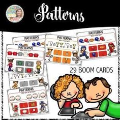 Boom Cards - Patterns