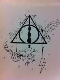 harry potter tattoos - Google Search