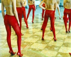 Project 12 - Vanessa Beecroft