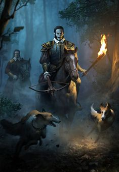 Medieval Fantasy, Dark Fantasy, Fantasy Art, Character Concept, Character Art, Concept Art, Witcher Art, The Witcher, Dnd Characters